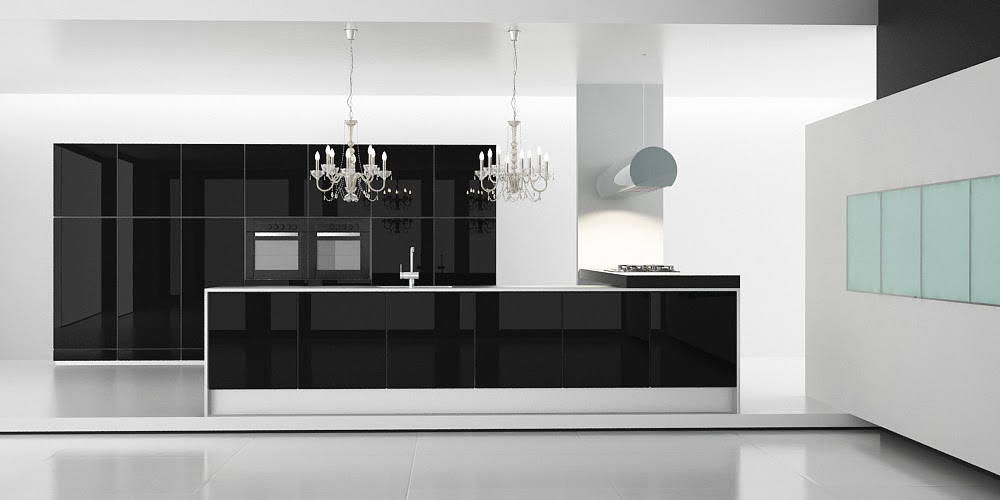 Glass Front Kitchen Cabinet Designs