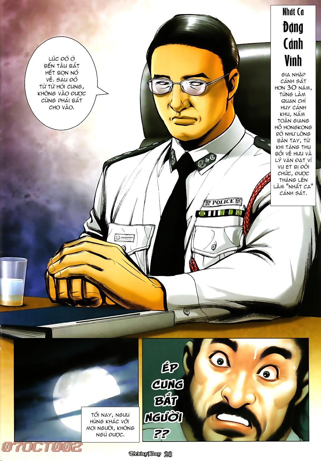 Người Trong Giang Hồ Chap 994 - Truyen.Chap.VN
