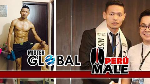 Mister Global Tibet 2018