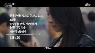 Sinopsis My ID is Gangnam Beauty Episode 1 Part 1