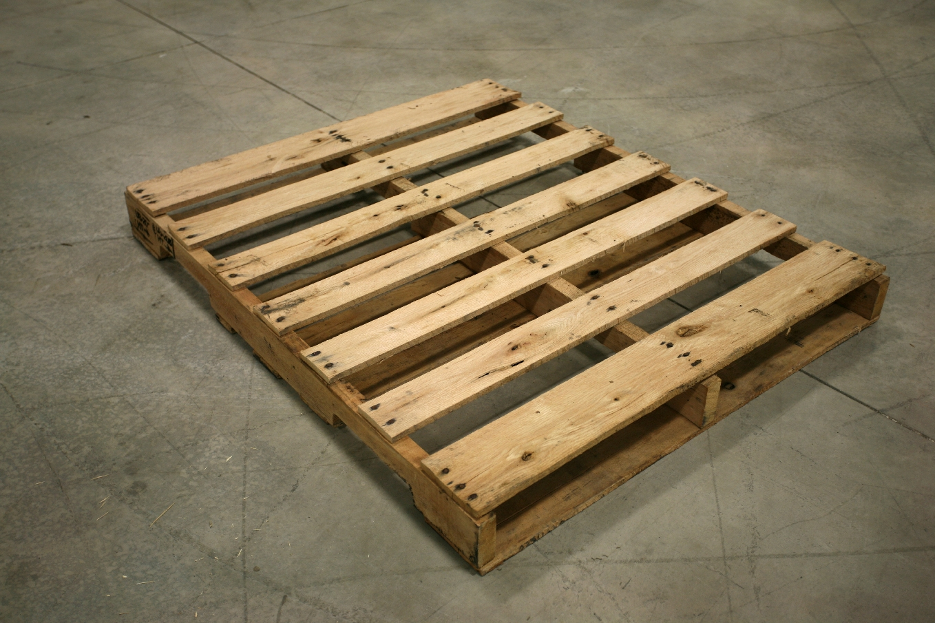 Woodmaster Woodworks, Inc.: Let's Get On Board…With Pallets!