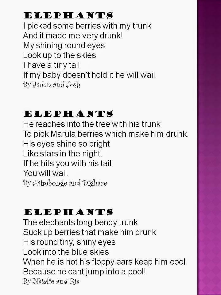 write rhymes.