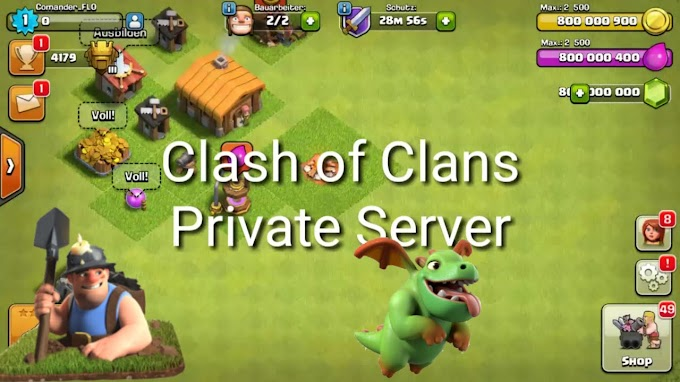 Clash of Clans Firsclass Mod Sınırsız Elmas Hile Apk Mayıs 2019