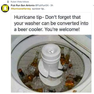 Hurricane Harvey Memes