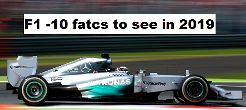 F1 2019: 10 fascinating facts, stats that you must see ahead of new Formula 1 season.