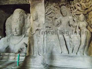 Elephanta Caves Travel Big India