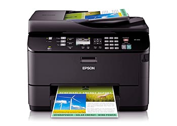 epson wp-4530 auto answer
