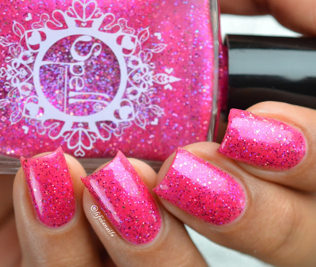 Spell Polish Crown of rubies
