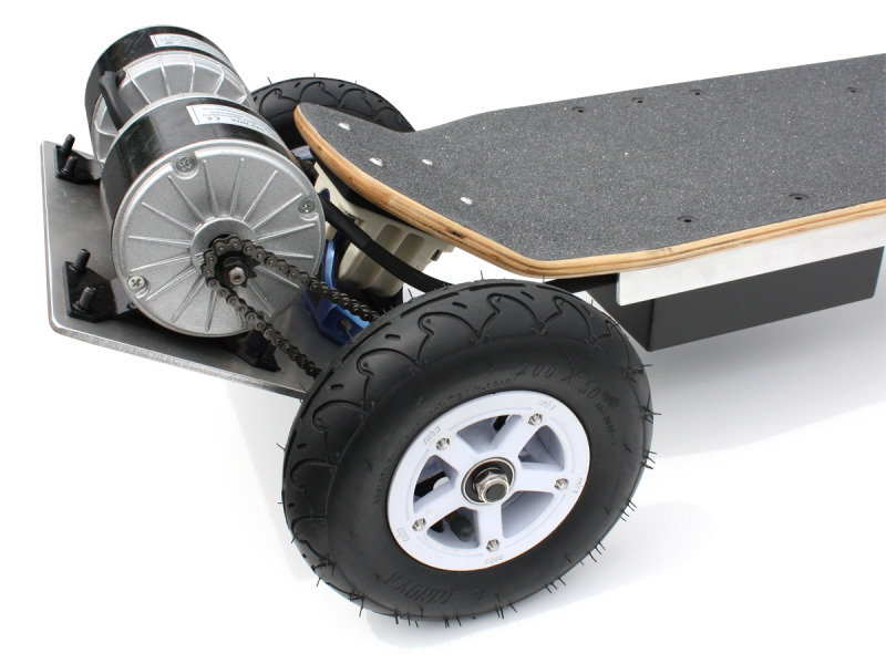 wackyboards: 4WD Electric MountainBoards