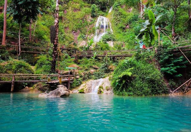 Wisata Air Terjun Kembang Soka Kulon Progo Yogyakarta