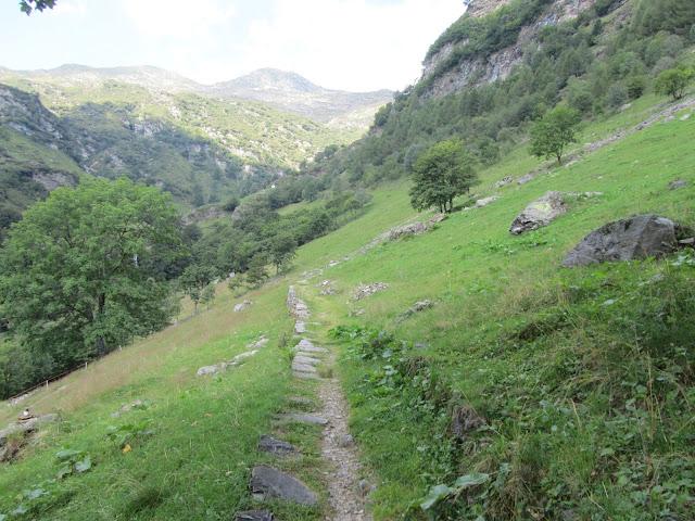 Sentiero Val Strona
