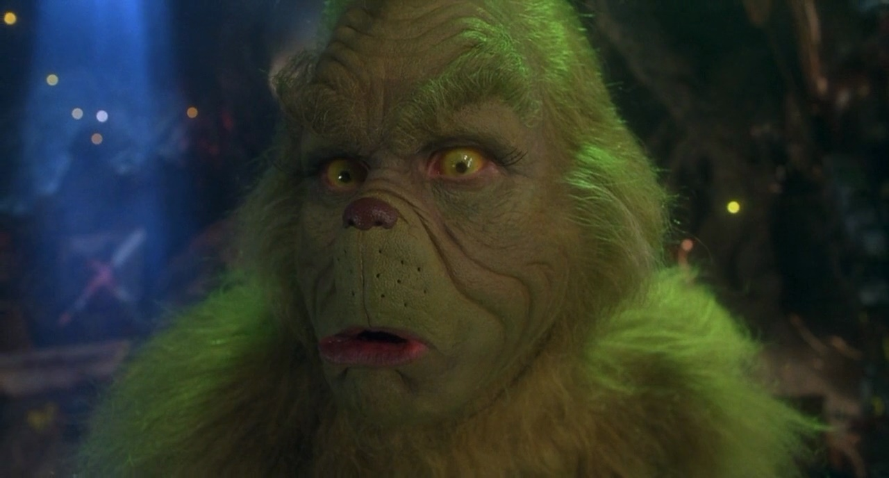 How the Grinch Stole Christmas (2000) 2
