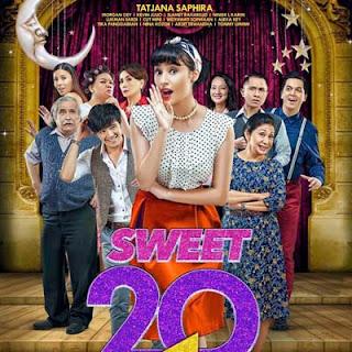 Lirik Lagu Payung Fantasi Ost Sweet 20