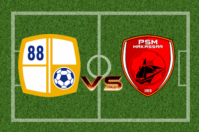 jadwal bola hari ini Barito Putera vs PSM 29 Oktober 2017