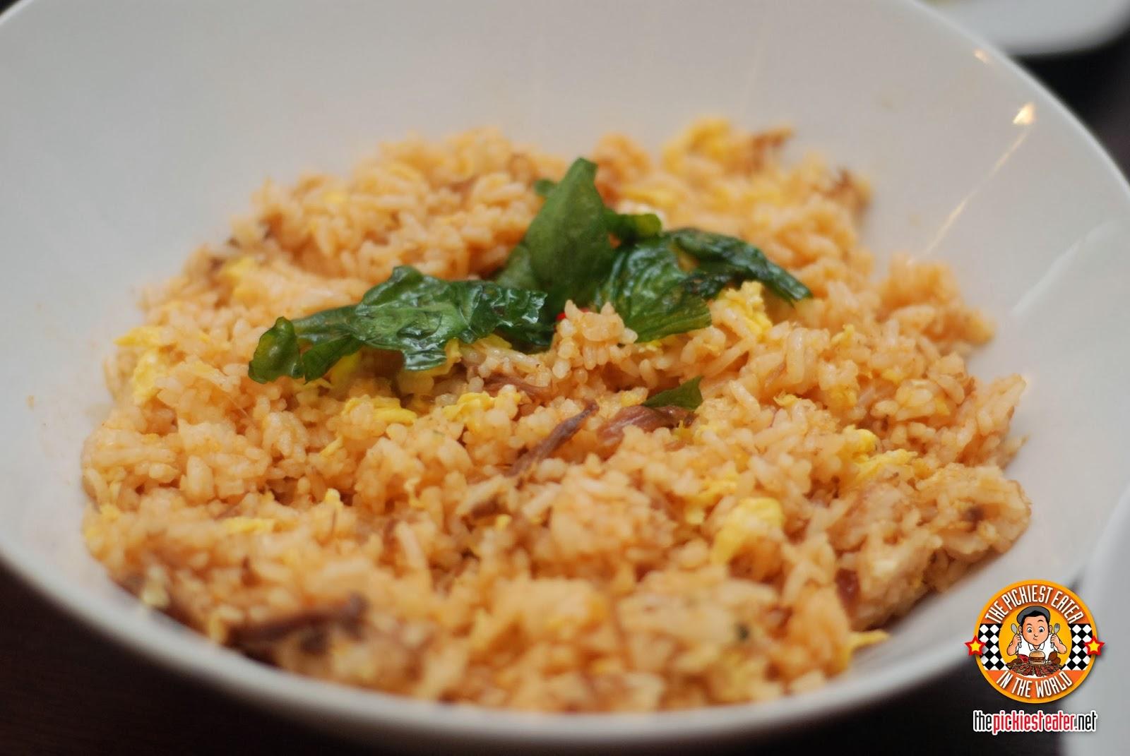 duck basil rice