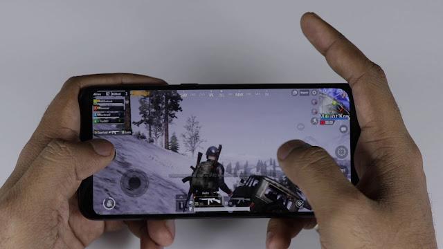 Samsung Galaxy A50 Gaming Images