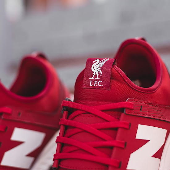new balance chaussures liverpool