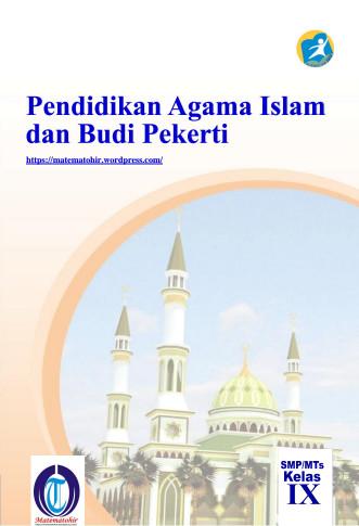 Download Buku Siswa Kurikulum 2013 SMP MTs Kelas 9 Mata Pelajaran Pendidikan Agama Islam dan Budi Pekerti