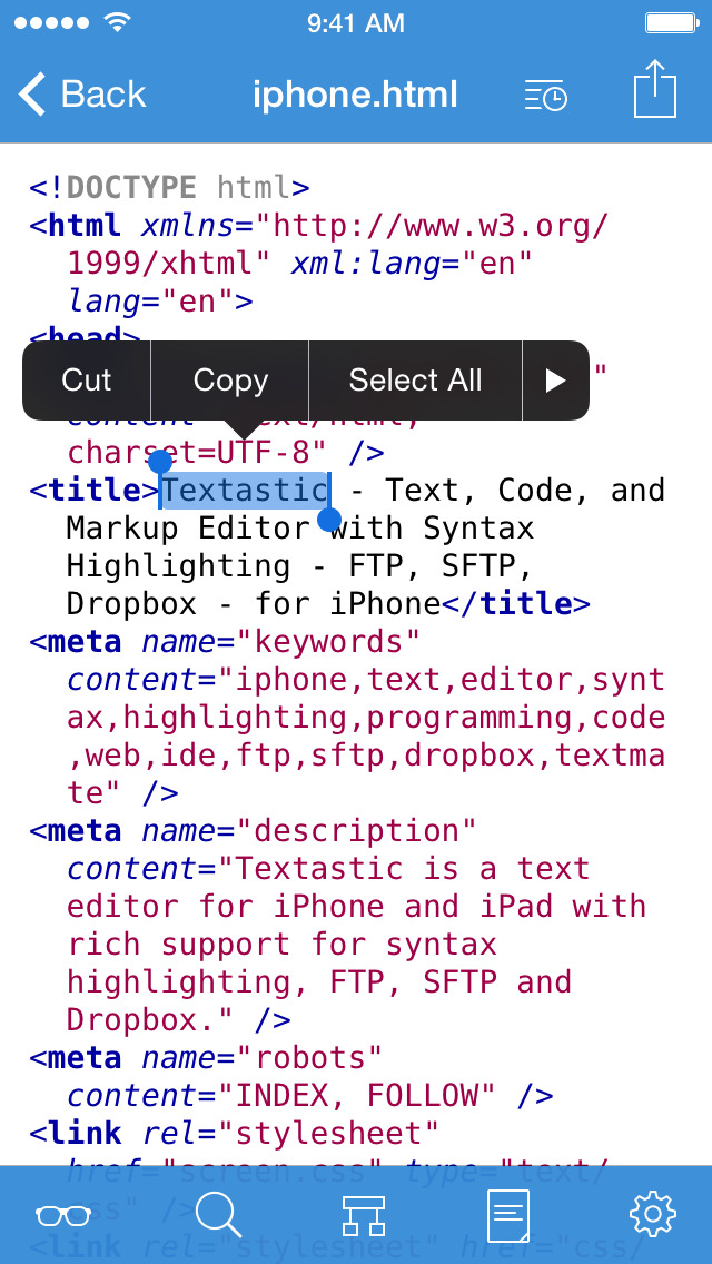How to download Textastic Code Editor 6 for FREE iPhone iPad ~ App