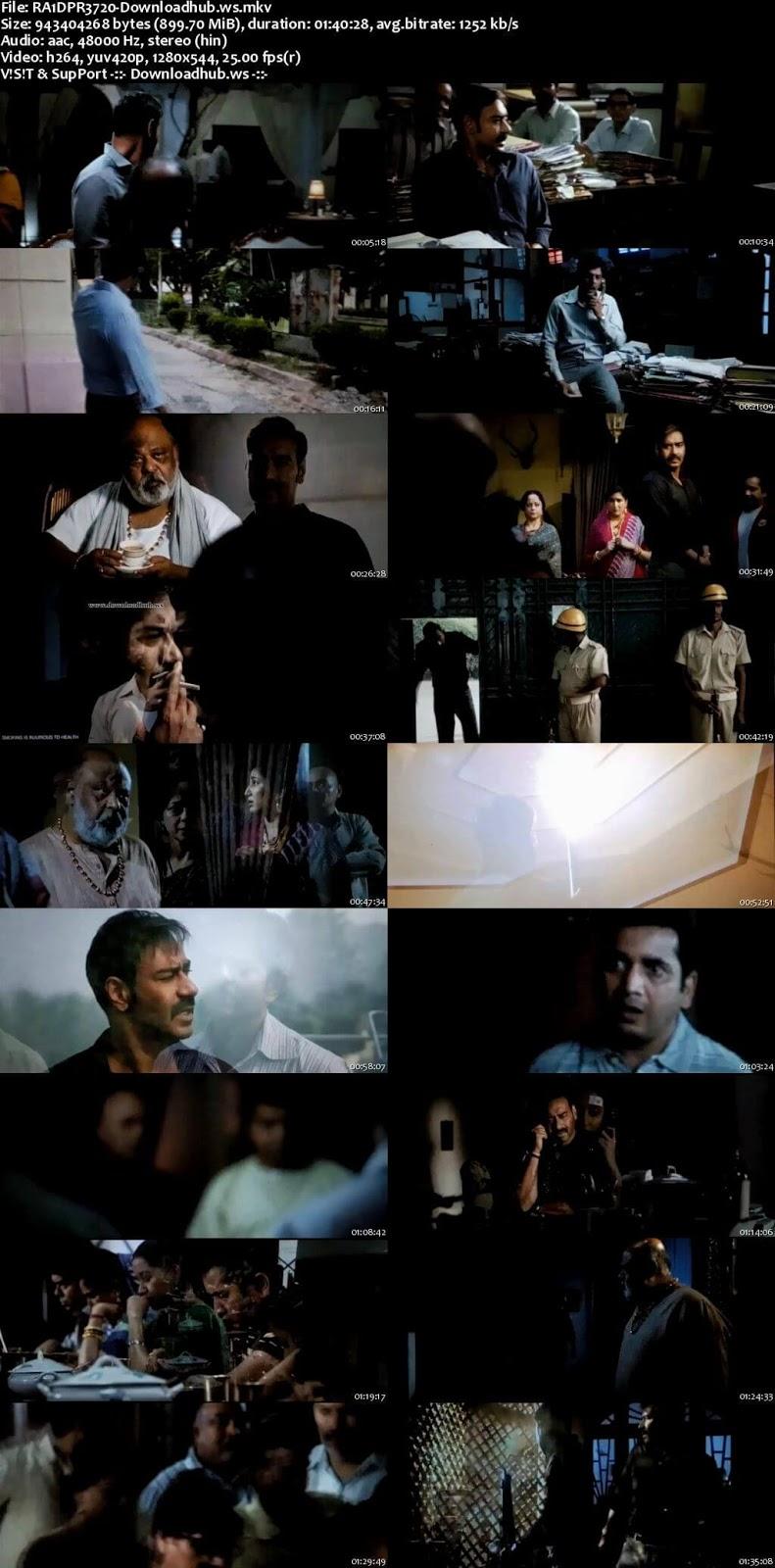 Raid 2018 Hindi 720p Pre-DVDRip x264