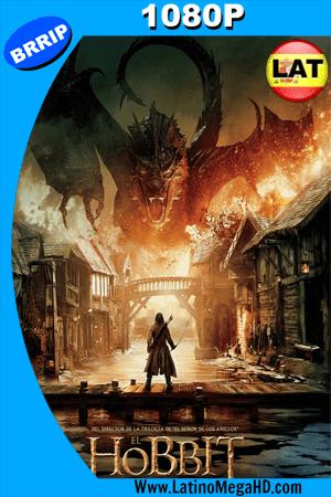 El Hobbit: La Batalla De Los Cinco Ejércitos (2014) Latino HD 1080P ()