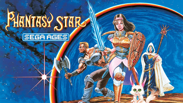 Sega Ages: Phantasy Star Launches October 31 In Japan For The Switch