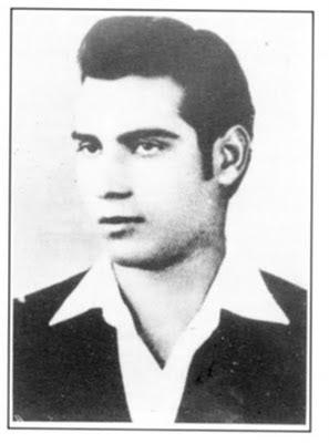 0d8deecef5c Ο εθνικός μας ήρωας Ευαγόρας Παλληκαρίδης. Τότε που ο ελληνισμός γεννούσε  ακόμα ήρωες και όχι