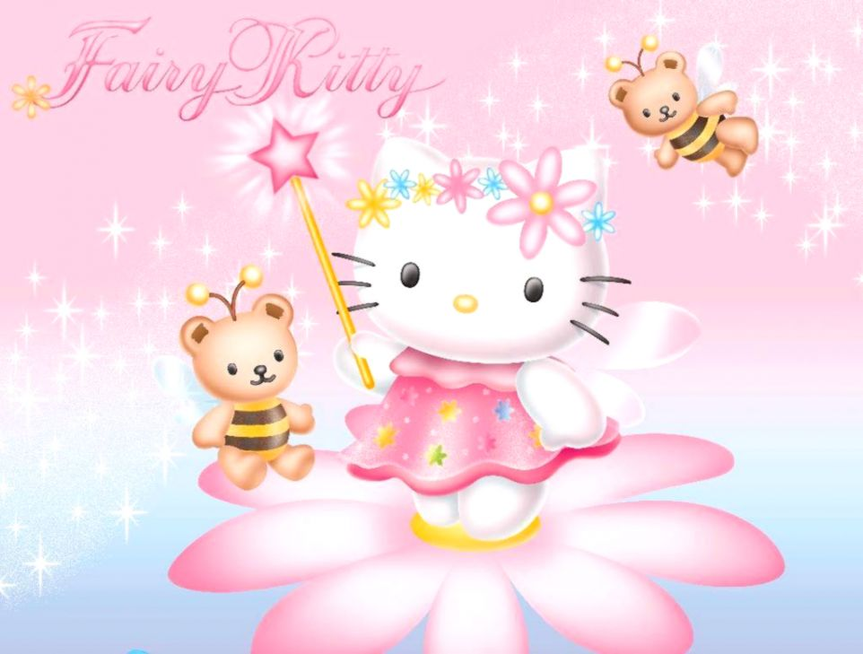 Pink Hello Kitty Wallpaper Wallpapers Savage