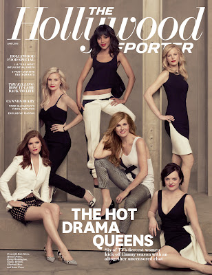 The Drama Actresses Of TV Cover The Hollywood Reporter