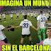 Cristiano Ronaldo: imagina un mundo sin el Barcelona