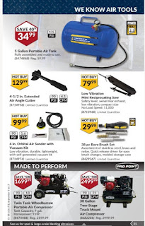 Princess Auto Pressure Washer tools flyer Sep 17, 2017