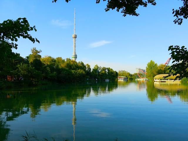 Uzbequistão capital Tashkent