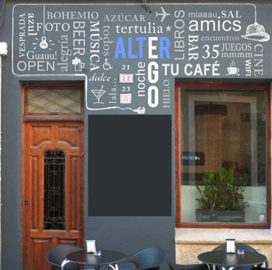 ONDEWOL: Ondewol - ALTER EGO Café (Denia)