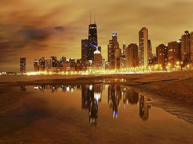 besplatne pozadine za desktop 1024x768 free download gradovi Chicago