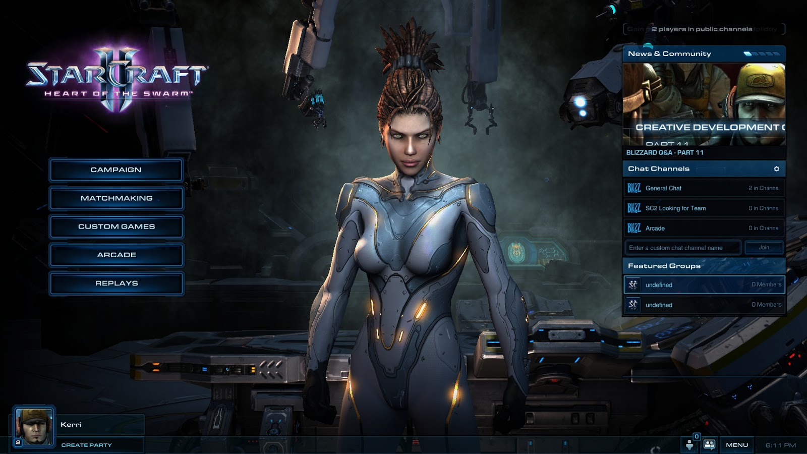 Starcraft ii free download.