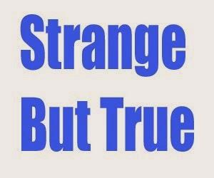 strange but true strange