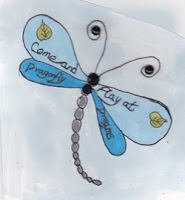 Winner at Dragonfly Dreams Challenge