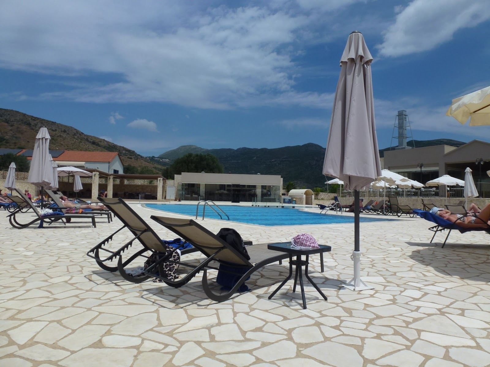 Magnolia-Resort-Kefalonia-Pool Area