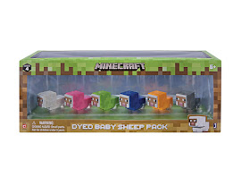 Minecraft Series 4 Sheep Overworld Figure