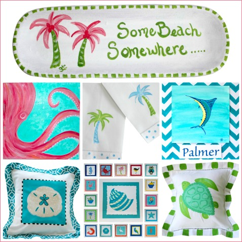 Whimsical Beach Decorations Etsy