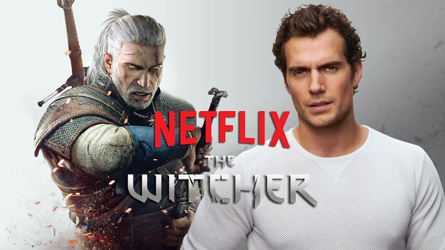 witcher tv show netflix henry cavill