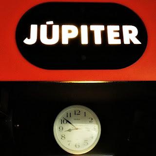 Velocidade do Tempo em Júpiter (Museu de Ciência e Tecnologia da PUCRS)