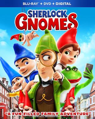 Sherlock Gnomes [BD25] [Latino]