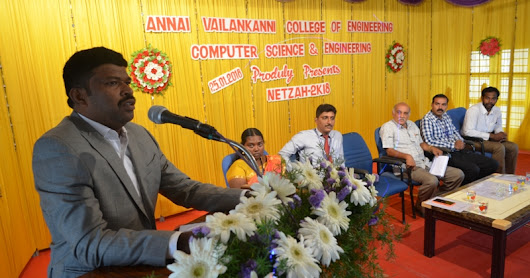 Computer Science Symposium Netzah2K18 conducted at AVCE