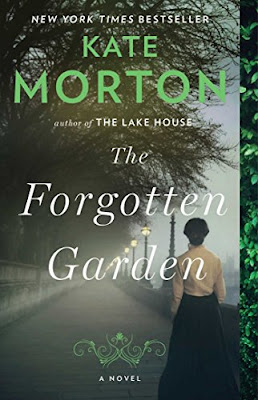 The Forgotten Garden by Kate Morton (Book cover)