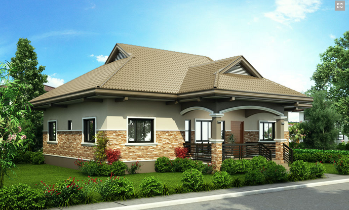 Bungalow Style House Plans Tend To Be More Modestly Sized With Low Pitched Roof Lines And One Or A Half Story Homes
