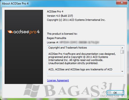 ACDSee Pro 4.0 Build (237) + Keygen 3