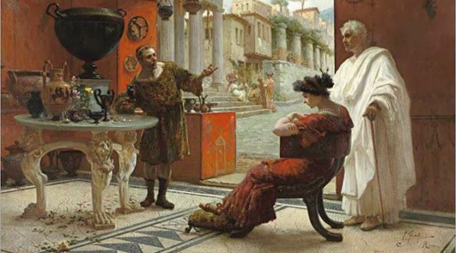 In integrum restitutio y Derecho romano