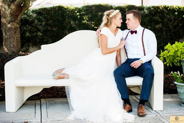 Affordable Wedding Photography Orlando: LDS Temple Wedding Photography Chair