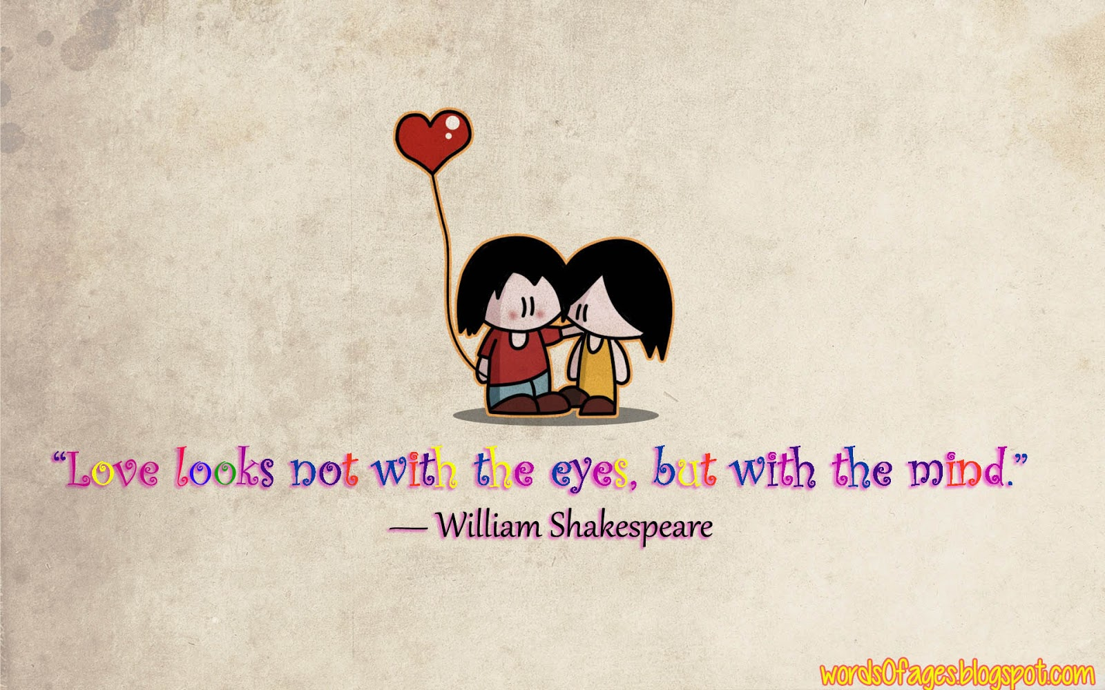 shakespeare quotes Love Looks
